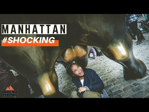 AUTUMN Street Downtown Manhattan Tour ! New York City 2018 ??? thumbnail