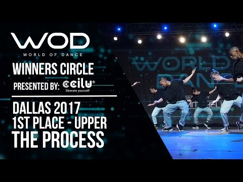 The Process | 1st Place - Upper Division | World of Dance Dallas 2017 | #WODDALLAS17