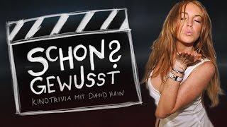 Alien 5 in gut - Lindsay Lohans Brüste zu groß für Disney | Movie Trivia