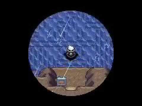 Pokemon Mega Emerald X And Y Edition Distortion Cave Wailmair Puzzle Walkthrough
