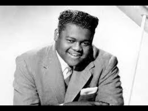 1955 Fats Domino - Ain't that a Shame