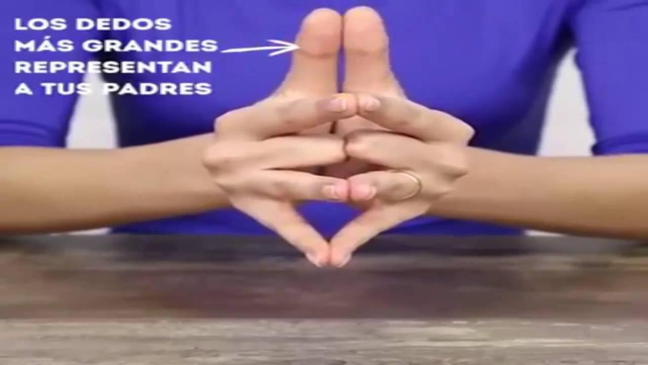 El anillo en el dedo anular