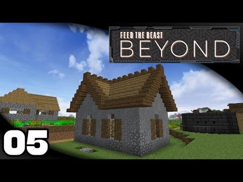 FTB Beyond - Ep. 5: Transforming Our House