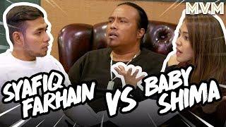 Download lagu Baby Shima MENGAMUK Sebab Syafiq Farhain! Apak Redakan Keadaan!