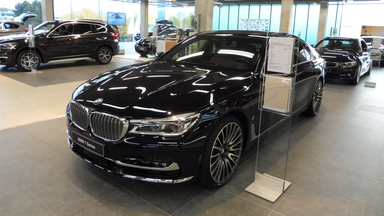 Bmw 740e Iperformance 2017 Review