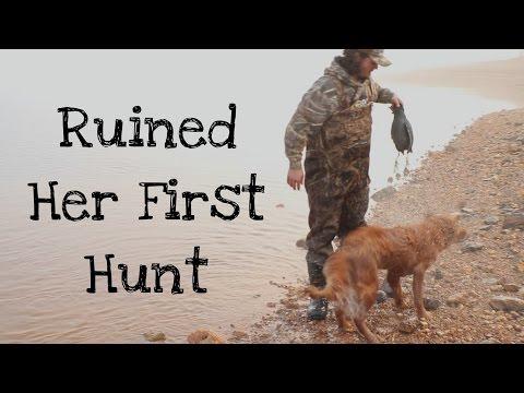 Disrespectful Angler RUINS My Duck Hunt