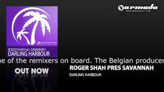 Roger Shah presents Savannah - Darling Harbour (Roger Shah Original Mix) (MAGIC030)