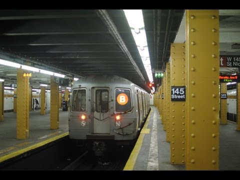 Kawasaki R68A B Train: Brighton Beach To 145th Street Full Ride (V1)