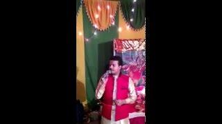 Mayiya da deedar ho gya live 2016 || Gaurav Sharma || Amrit Bhogpuri