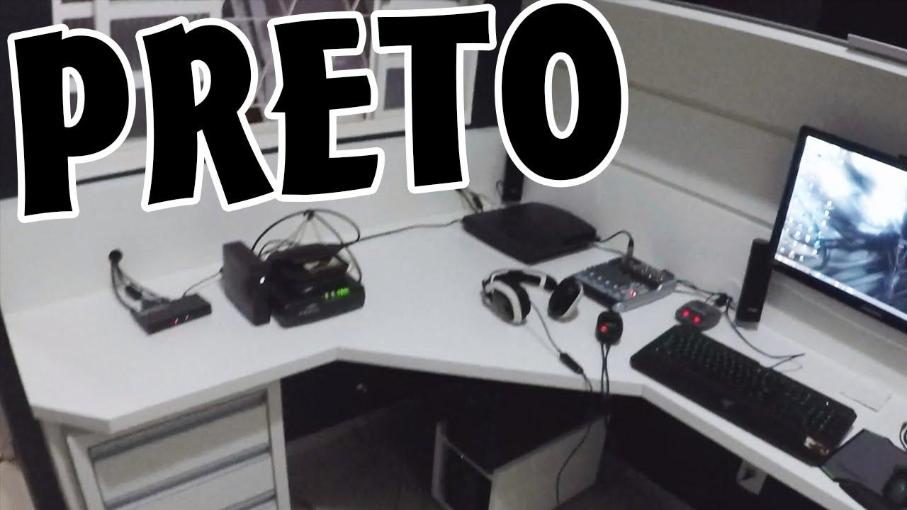 QUARTO PRETO  YouTube