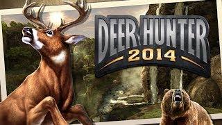 DEER HUNTER 2014 - охота на животных на Android ( Review)