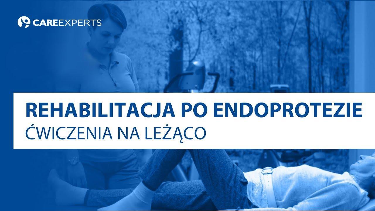 ćwiczenia biodra rehabilitacja