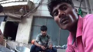12.  Индийская еда бати, работа профессионалов...
