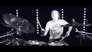 Morgan Berthet - The Mars Chronicles - Hell is Born (Drum Playthrough)