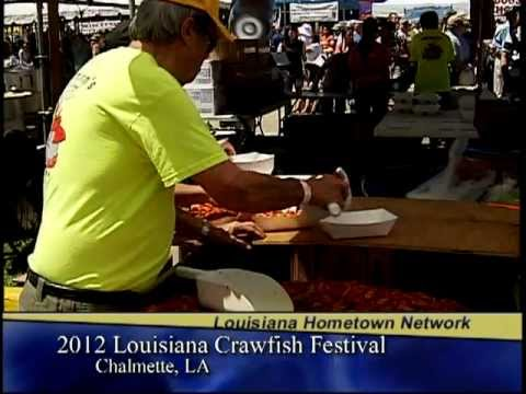 2012 Louisiana Crawfish Festival