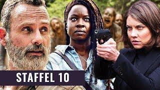 Rick Grimes, Michonnes Abgang und der Whisperer Krieg | The Walking Dead Staffel 10