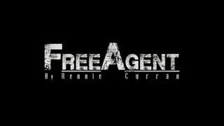 """Rennie Curran """"Free Agent"""" Book Trailer"""
