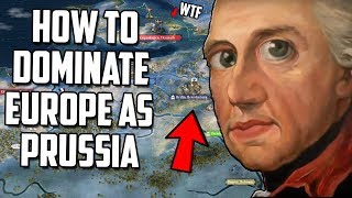 Trying To Dominate Europe as Prussia on Napoleon Total War