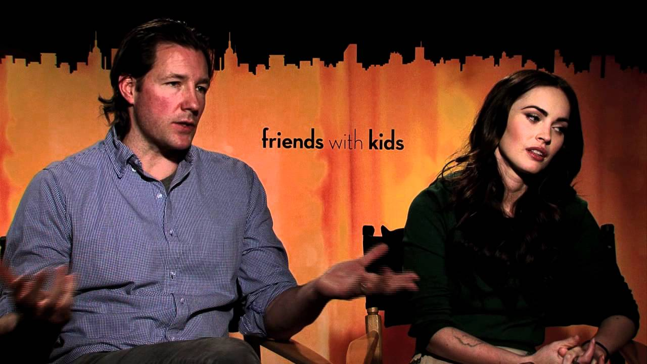 """Friends with Kids: Interview: """"Ed Burns and Megan Fox ..."""