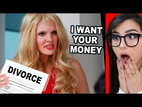 Greedy Gold Digger Sues Husband Then Regrets It