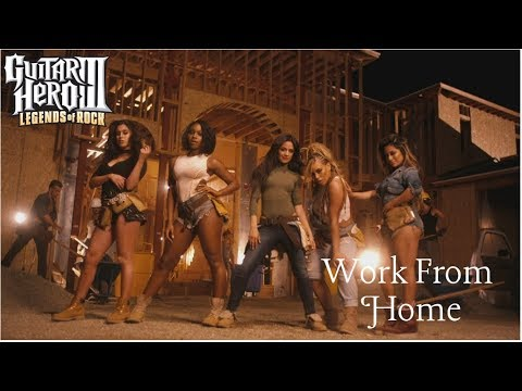 Fifth Harmony - Work From Home Ft. Ty Dolla $ign (Guitar Hero 3 Custom)