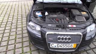 Auta z Niemiec #6/03/2015: AUDI A3 /Berlin/