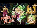 NEW PHY SSJ3 BROLY FREE TO PLAY GUIDE   GET SA10 & FULL RAINBOW - NO STONES! Dokkan Battle (DBZ)