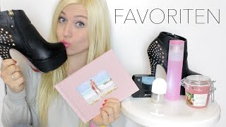 AUGUST FAVORITEN ♥ | BibisBeautyPalace Thumbnail