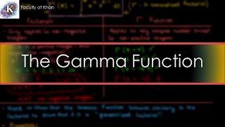 The Gamma Function, its Properties, and Application to Bessel Functions