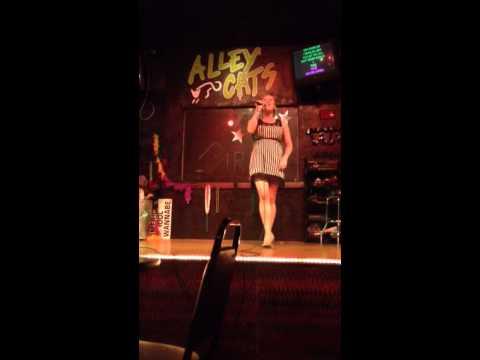 JSL - Best damn karaoke at Alley Cats - Graham Central Station
