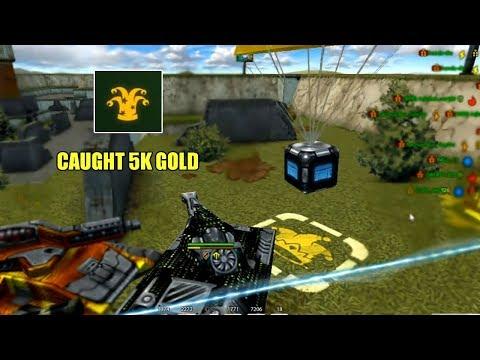 Tanki Online - April Fools 2020 Special Goldbox Video #2