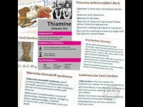 how to treatment of beriberi B1 deficiney by homoeopahic medicine