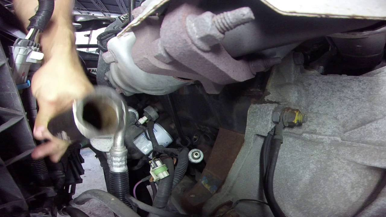 small resolution of chevrolet gm buick pontiac 3100 and 3400 oil pressure sender sensor youtube