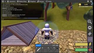 roblox [v2.1.0!] Medieval Warfare: Reforged How to get red wood