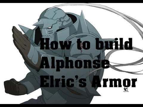 how to build cosplay armor