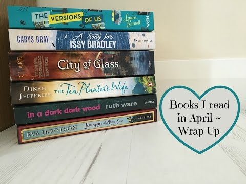 April Wrap Up {2016}