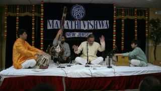 SoorBahar 2013 - A Full day of indian Classical music by Marathi Vishwa