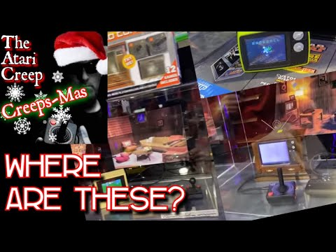 What happened to the 1up Arcade Micro Consoles? | The Atari Creep from The Atari Creep