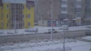 Ишим завалило снегом (03.05.2012)(, 2012-05-03T03:16:13.000Z)