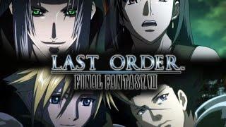 Final Fantasy VII Last Order (German Sub)
