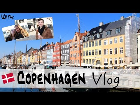 Vlog/Guide #1: WEED IS LEGAL?! [Copenhagen, Denmark]