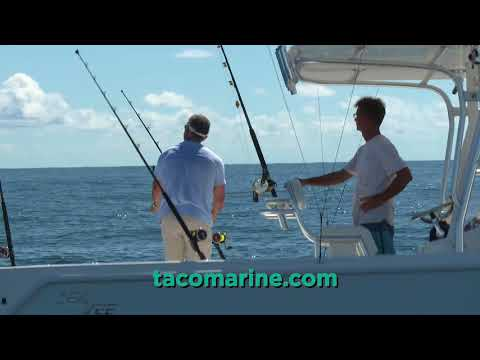 Fishing With TACO Marine Outriggers