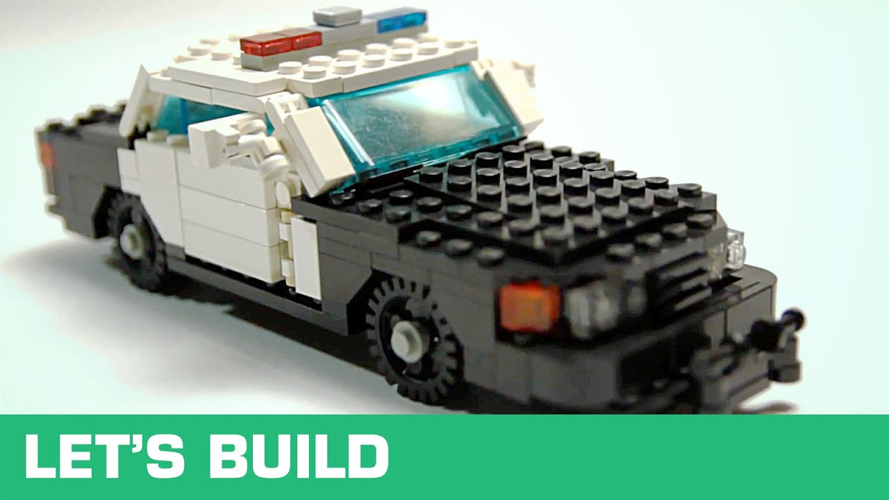 LEGO - Let\'s Build - US-Polizeiauto - YouTube