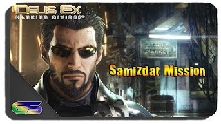 This video will show you how to beat the samizdat side mission without having to kill anyone all you have to do is go through some obstaclessolve some