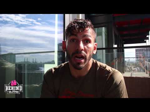 AT HOME WITH JORGE LINARES: TALKS LIVING IN THE U.K., CAMPBELL, MIKEY GARCIA AND MORE!