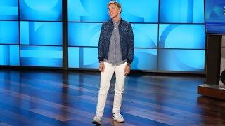 Ellen Stays Focused