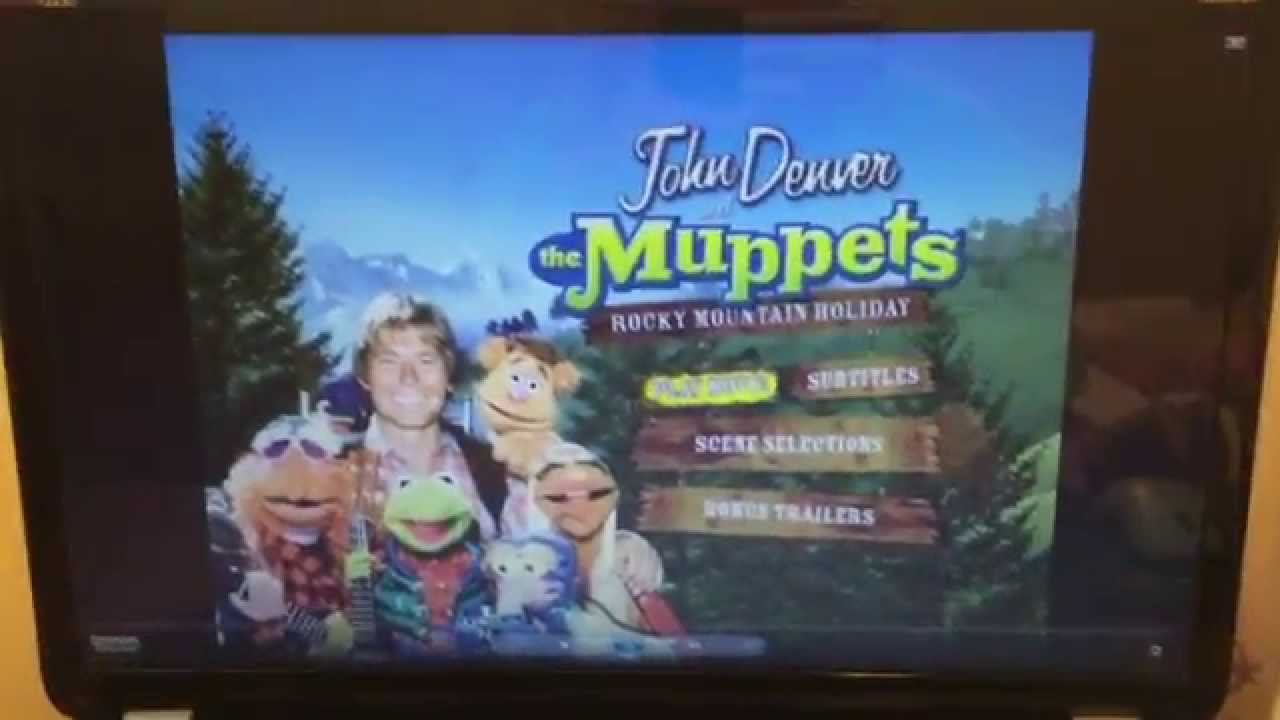 Opening To John Denver & The Muppets: Rocky Mountain Holiday 2003 ...