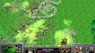 naruto map warcraft 3
