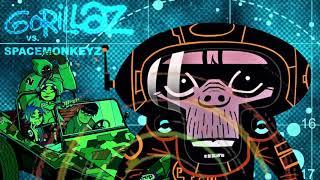 Dj Hugo - Sound Check (Gravity) + Crooked Dub MASHUP - Gorillaz vs. Spacemonkeyz