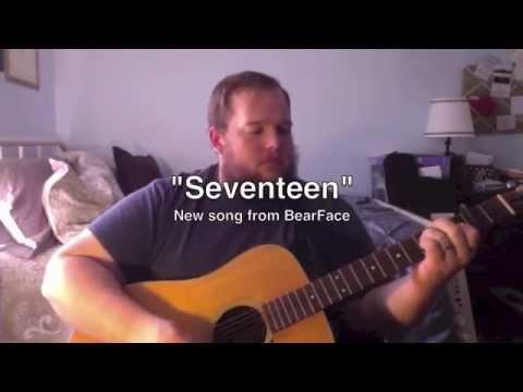 "BearFace - ""Seventeen"" acoustic"
